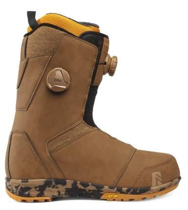 Ботинки Для Сноуборда Nidecker Tracer Brown (Us:9,5)
