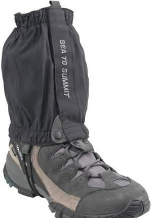 Гетры Sea To Summit 2020-21 Tumbleweed Ankle Gaiters Black (Us:s/M)