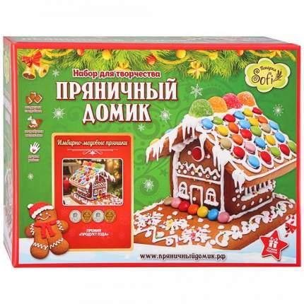 Набор для создания пряничного домика Пекарня Софи 1,2 кг