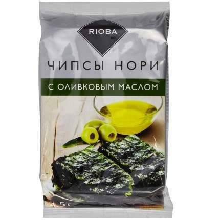Нори Rioba с оливковым маслом 4,5 г