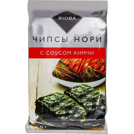 Нори Rioba с соусом кимчи 4,5 г