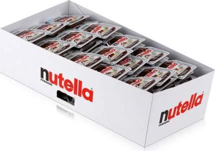 Паста Nutella шоколадная ореховая 15 г