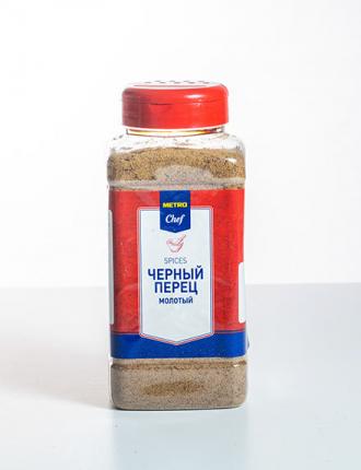 Перец Metro Chef черный молотый 520 г