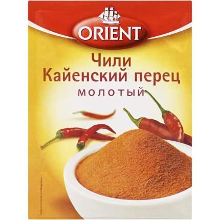 Перец Orient чили кайенский молотый 12 г