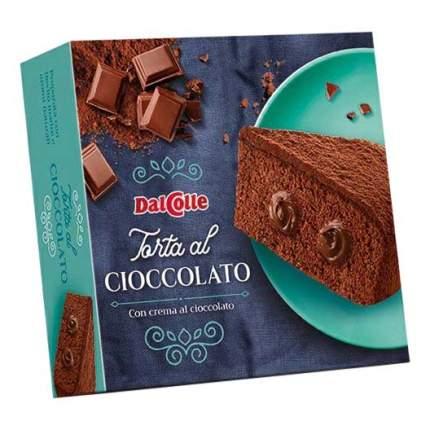Пирог Dal Colle Torta al Cioccolato шоколадный 300 г