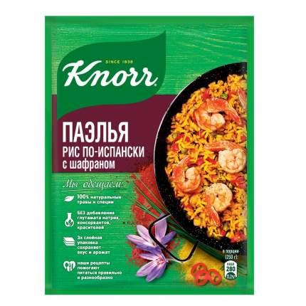 Приправа Knorr Паэлья По-Испански для приготовления риса с шафраном 28 г