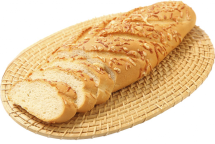 Рулет Балтийский хлеб со вкусом марципана 250 г