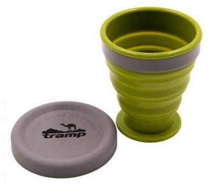 Стакан Tramp силиконовый (оливковый, 200мл)