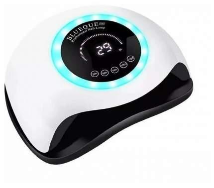 Лампа для маникюра и педикюра LED-UV BlueQue V6, 168 Вт белый