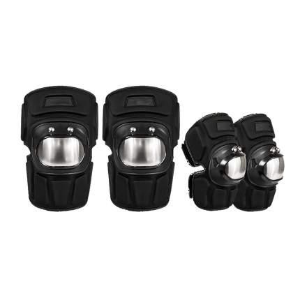 Набор защитной экипировки 4 в 1 наколленики, налокотники, BroBobber BR-SET-02