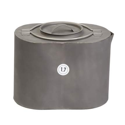 Чайник 1,7 л (титан) (Роза ветров)