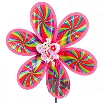Ветряк Розовый спектр, d30см