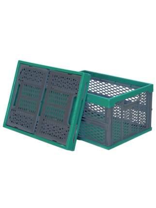 Ящик складной  Зелено-Серый