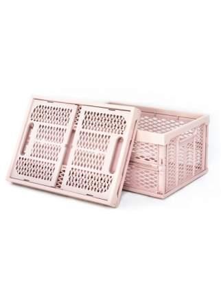 Ящик складной  Розовая Дымка