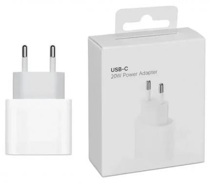 Сетевой адаптер для зарядного устройства USB Type-c Power Adapter 20W ZTX JBH для iPhone