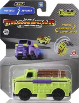 Автовывернушка 2 в 1 TransCar Double Лесовоз – Автовоз