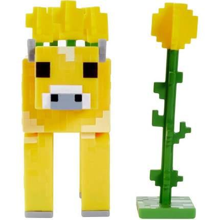 Minecraft® Базовые фигурки в упаковке 2 шт. GTP08/GTP11 Лютиковая корова