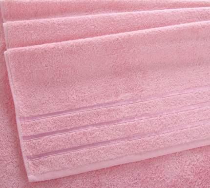 "Полотенце Махровое ""Мадейра розовый"" 70х140 плотность 500 г/м2"