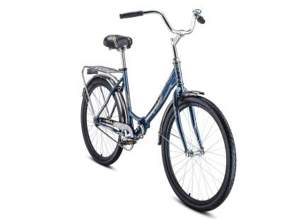 "Велосипед Forward Sevilla 26 1.0 2020 18.5"" серый/серебро"