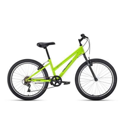 """Велосипед Altair MTB HT 24 Low 2020 14"""" зеленый/черный"""