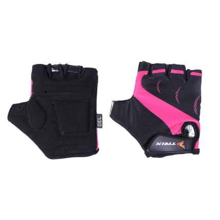 Велосипедные перчатки Trix LCL-K-65109, pink, 8,5