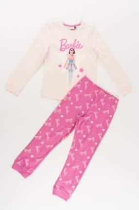 Пижама детская Original Marines, цв. розовый р.164