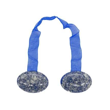 Клипса-магнит PA081 для штор 2 синий