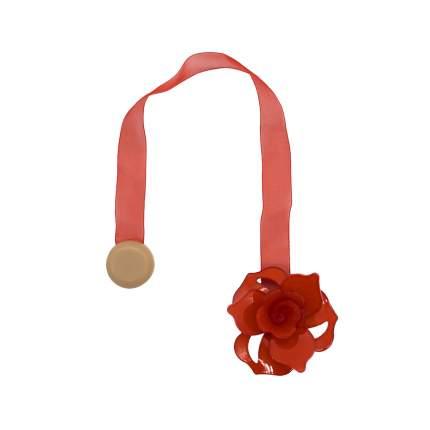Клипса-магнит PL04 для штор 6 красный