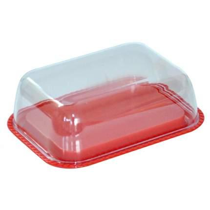Масленка Plast Team двухсторонняя красный (PT9096КР-16РS)