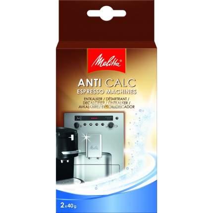 Очиститель от накипи Melitta AntiCalc 2х40г для кофемашин (1500804)