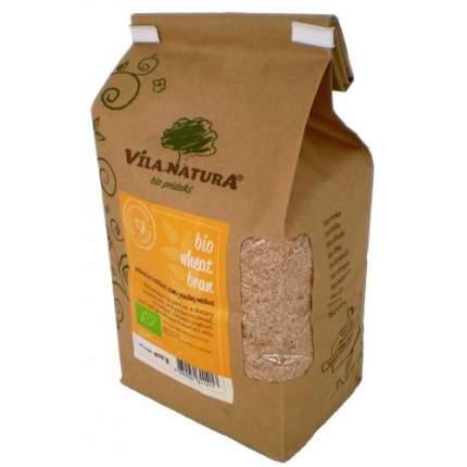 Отруби пшеничные жерновые био vila natura 4 пачки по 400 грамм