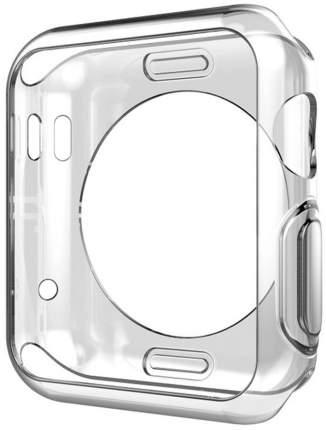 Чехол для смарт-часов Eva для Apple Watch 44 mm - Прозрачный (ADC005T)