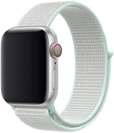 Чехол для смарт-часов Eva для Apple Watch 38/40mm Светлая бирюза (AVA009TT)