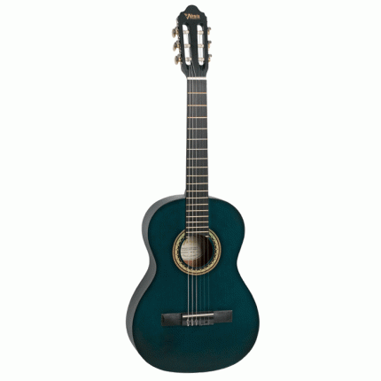 Классическая Уменьшенная (детская) гитара размер 3/4 Valencia Vc203tbu