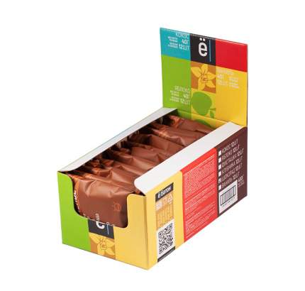 ёбатон Протеиновое печенье 40г Шоколад (коробка 12шт)