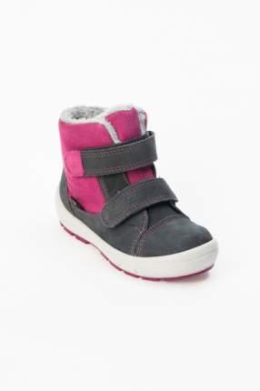Ботинки детские Superfit, цв.розовый р.30