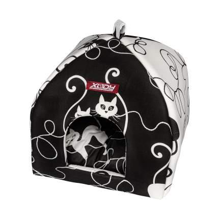 Домик для кошек, для собак Xody, Виг-Вам №2, Кошки, 39x39x45см