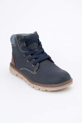 Ботинки для мальчика PlayToday, цв.синий, р-р 34