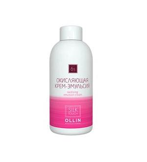 Проявитель Ollin Professional Silk Touch Oxidizing Emulsion Cream 6% 20 vol 90 мл