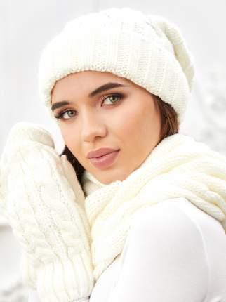 Шапка женская Siberika 1028 белая