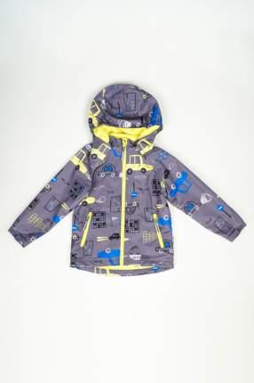 Куртка Crockid ВК 30079/н/1 ГР цв.серый р.86