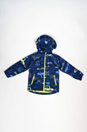 Куртка Crockid ВК 30079/н/2 ГР цв.синий р.116