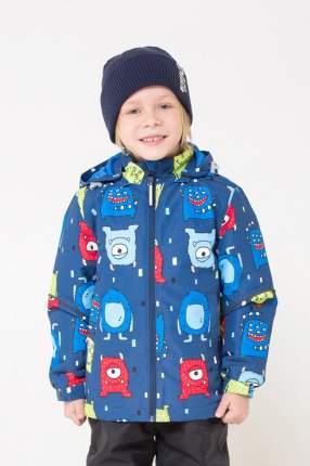Куртка Crockid ВК 30080/н/3 ГР цв.синий р.92