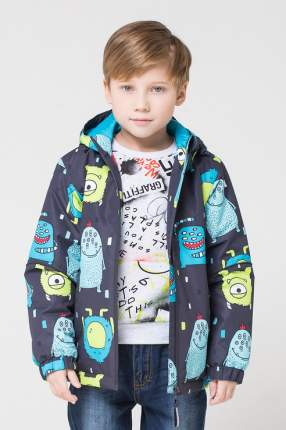 Куртка Crockid ВК 30081/н/2 ГР цв.серый р.86