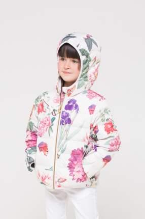 Куртка Crockid ВК 32092/н/1 ГР цв.белый р.128