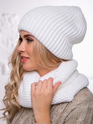 Шапка женская Siberika 1003 белая