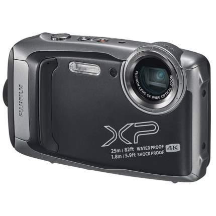 Фотоаппарат цифровой компактный Fujifilm FinePix XP140 Dark Silver