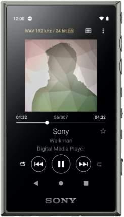 Плеер Sony Walkman NW-A105 Green