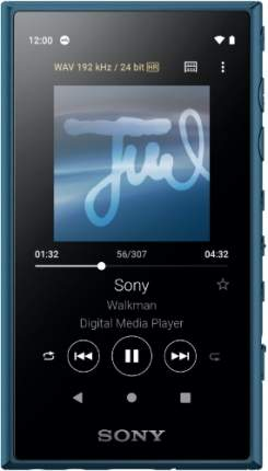 Плеер Sony Walkman NW-A105 Blue