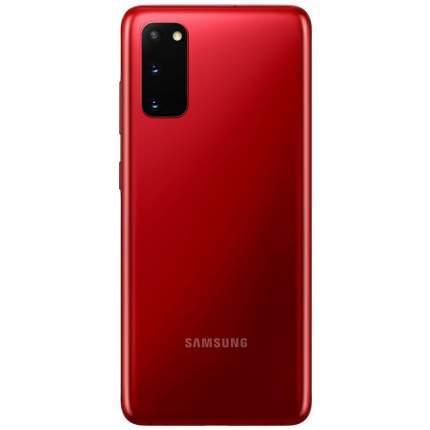Смартфон Samsung Galaxy S20 128Gb Dark Glossy Red (SM-G980F)